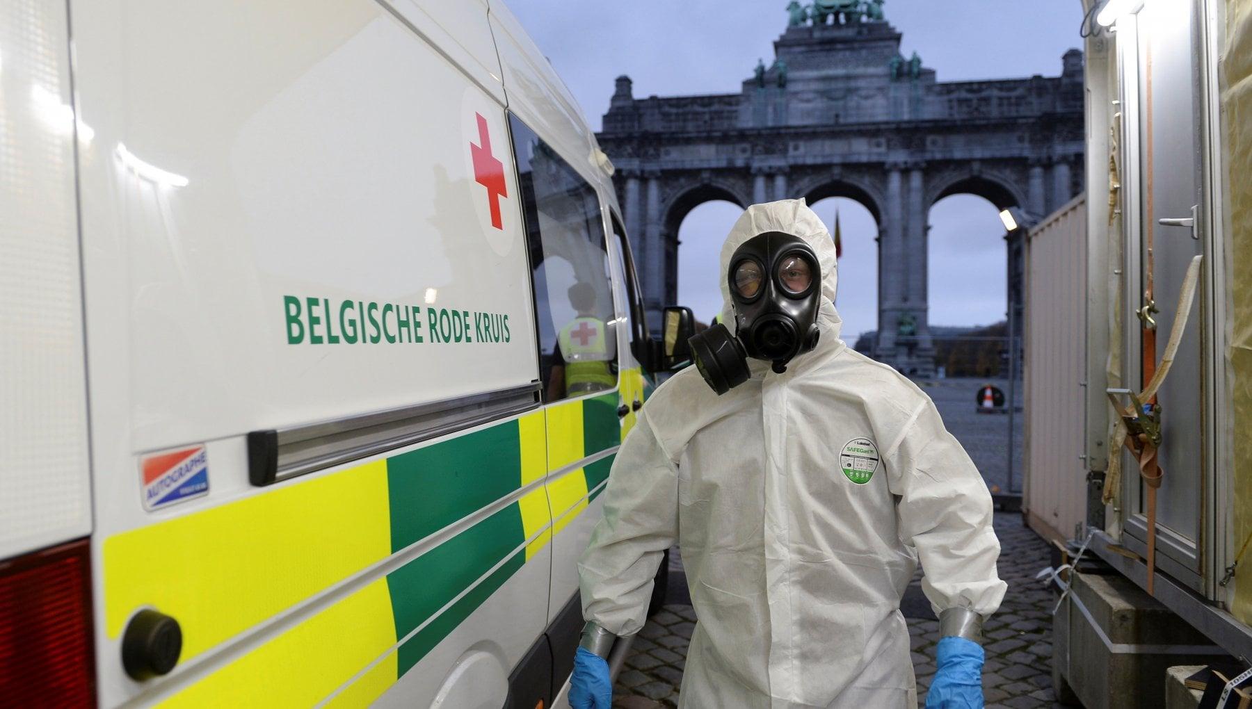 Contagi in calo e morti in aumento il Belgio non vede ancora luscita dal tunnel del Covid