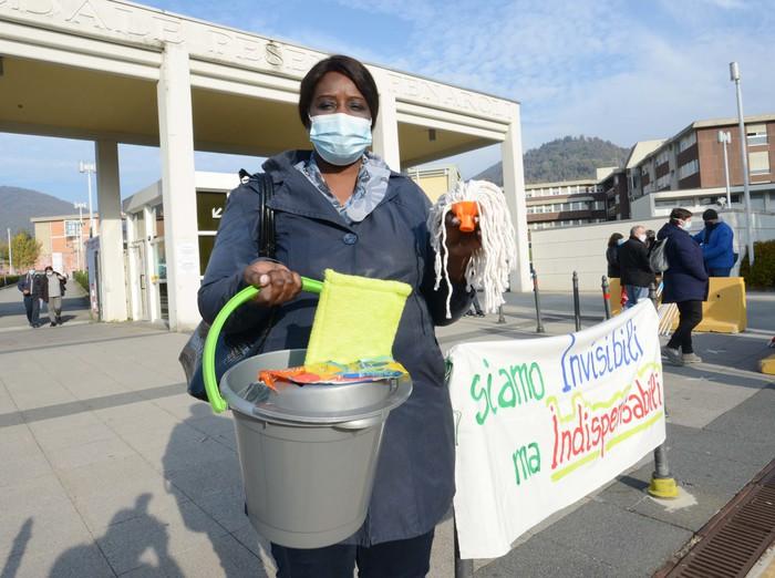 Contratti lavoratori pulizie scioperano il 13 novembre