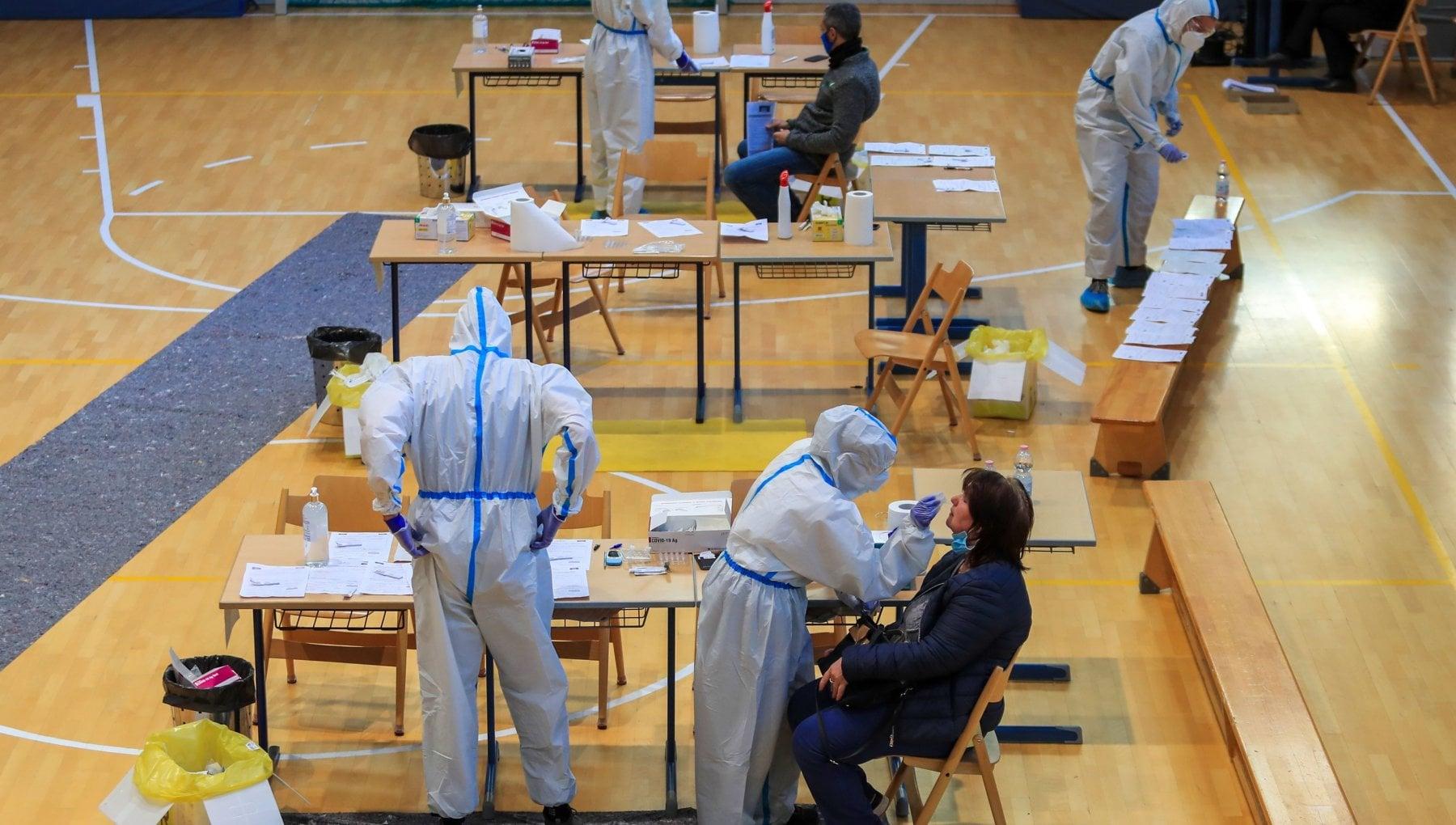 Coronavirus screening di massa in Alto Adige solo l1 e positivo
