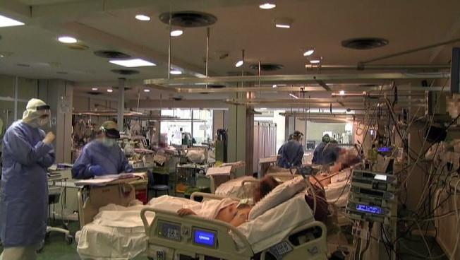 Covid Gimbe 3mila morti in 7 giorni e boom terapie intensive