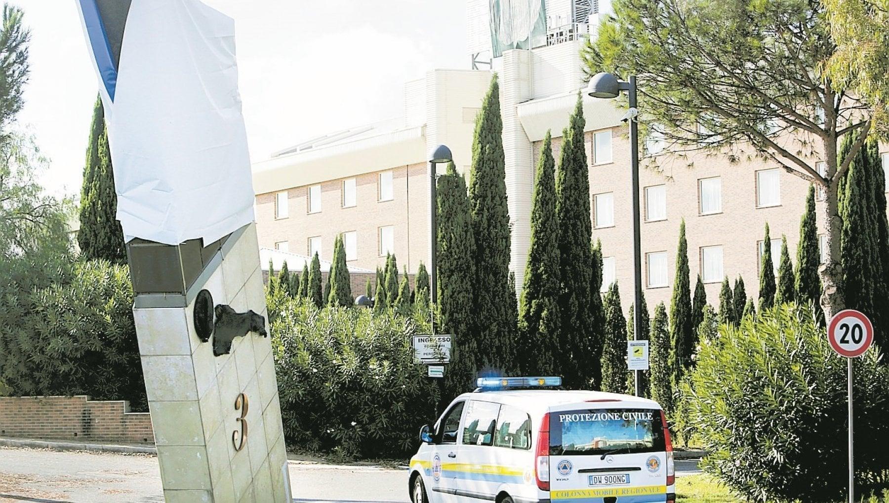 Covid hotel Sheraton nelle suite senza turisti ora si curano i malati