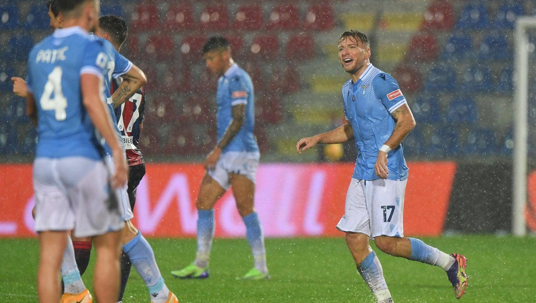 Crotone Lazio 0 2 Immobile e Correa stendono i rossoblu
