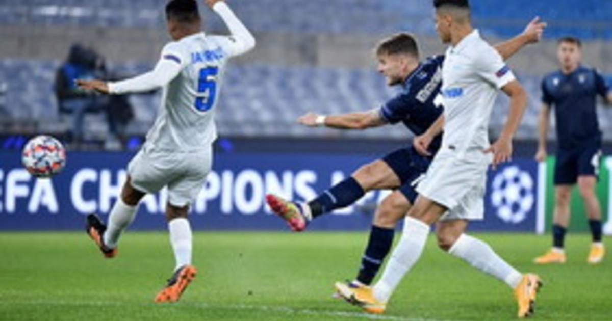 Doppietta Immobile e Parolo Lazio batte Zenit 3 1