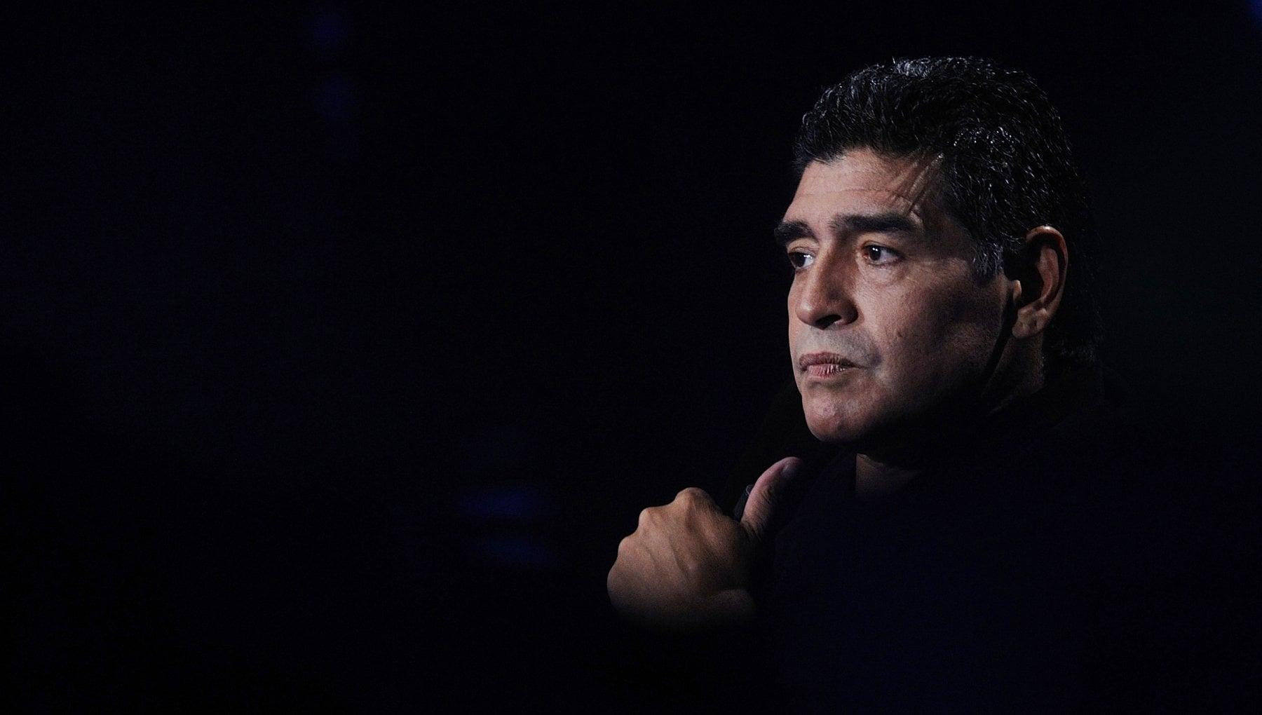 E morto Diego Armando Maradona 1