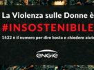 Engie Italia una campagna contro la violenza di genere