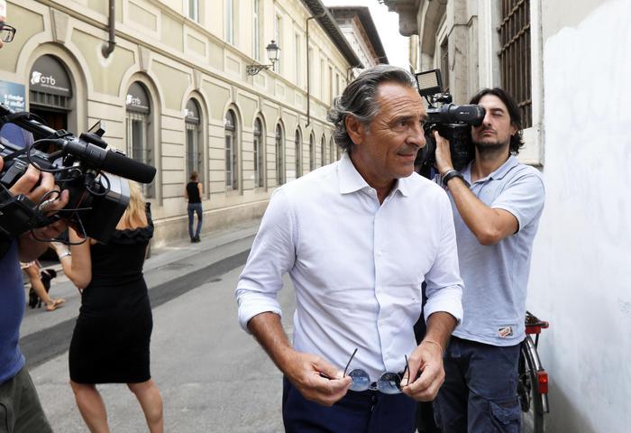 Fiorentina Iachini via Prandelli nuovo allenatore