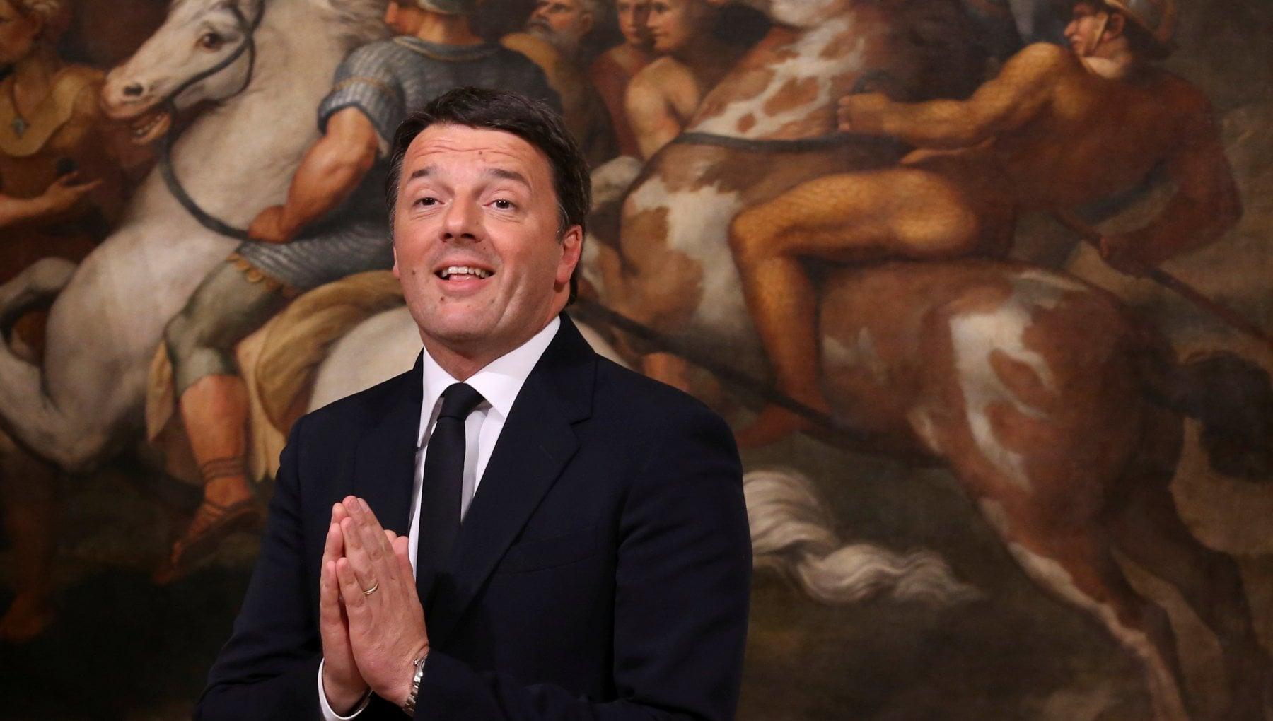 Firenze le carte dellinchiesta Open Matteo contrario alla restituzione dei 60mila euro a Romeo