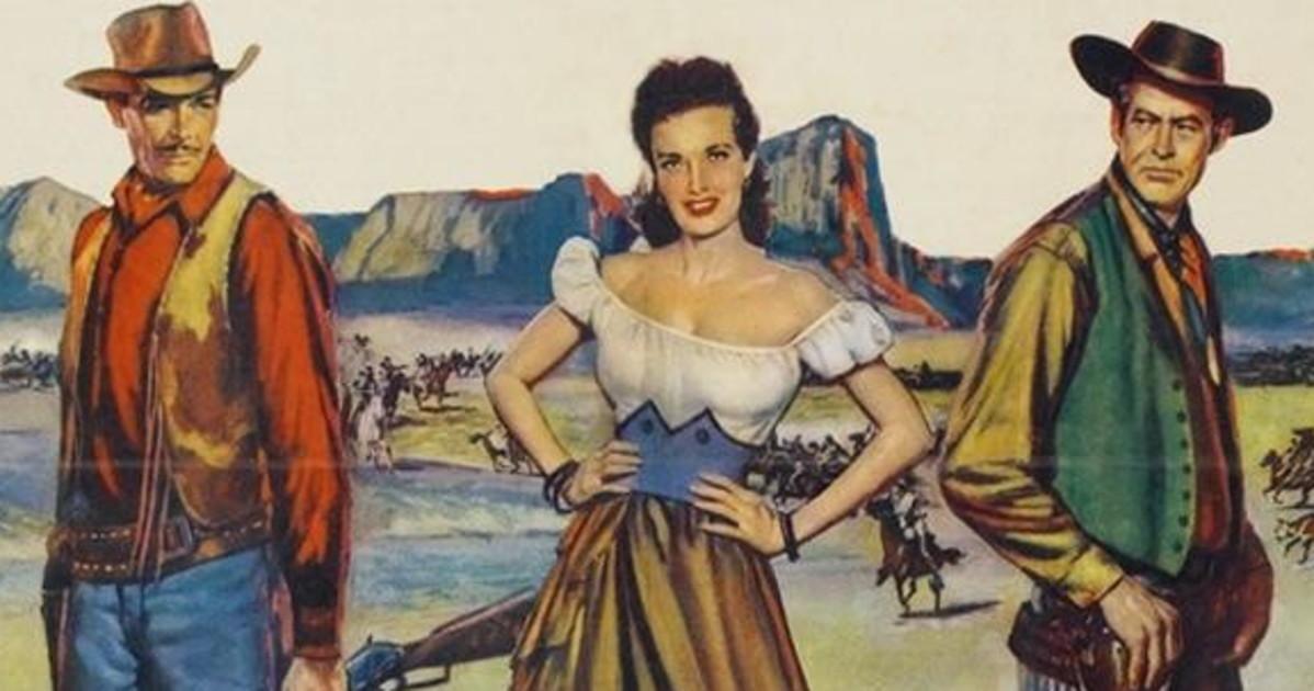 Gli implacabili altro che banale spettacolone uno dei grandi classici del western