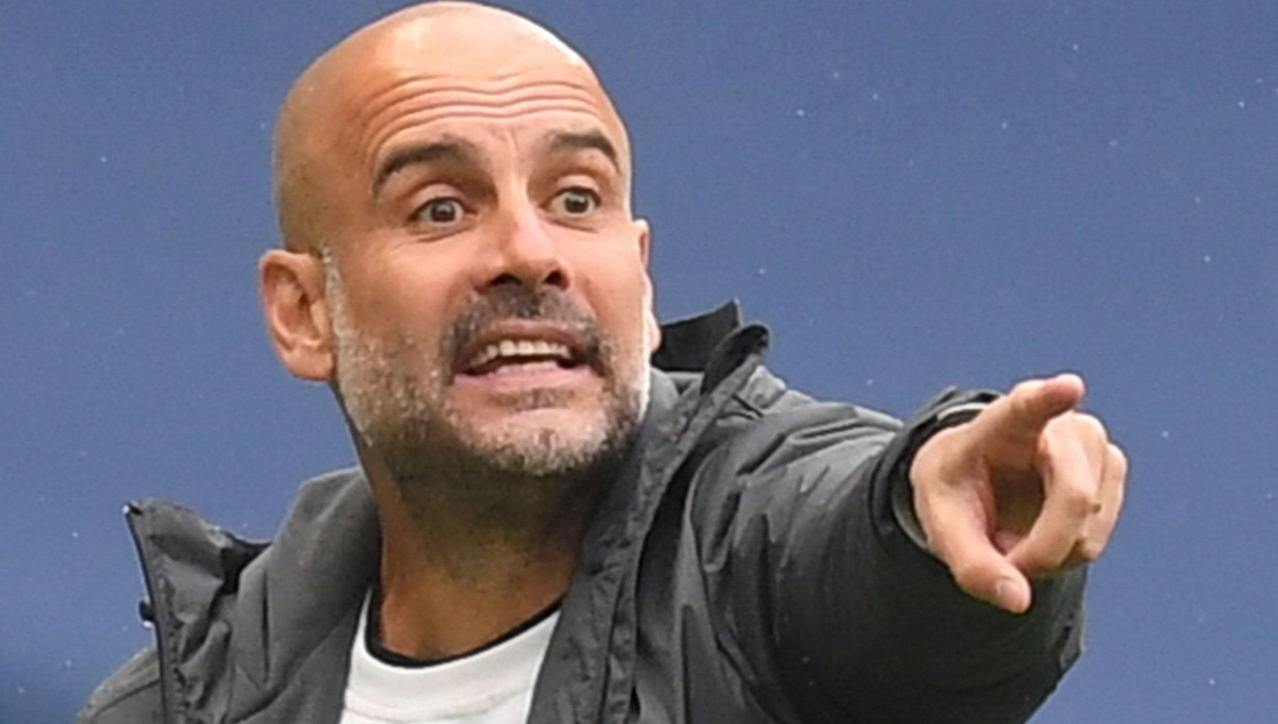 Guardiola rinnova con il Manchester City fino al 2023