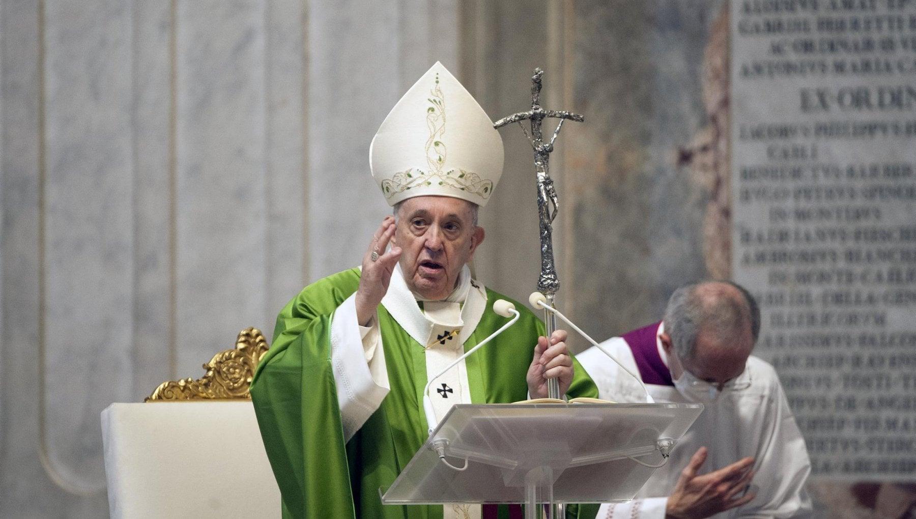 Il Papa ai giovani Non siamo condannati a uneconomia che sia solo profitto. Impegnatevi o la storia vi passera sopra