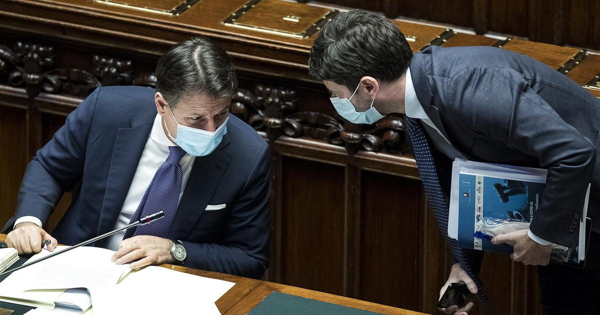 Il nuovo commissario Gaudio e indagato. E Strada dice no al tandem Calabria Conte e Speranza toccano il fondo crolla tutto in poche ore