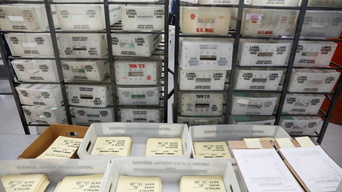 Il voto postale allunga lo scrutinio per Trump e Biden lattesa potrebbe durare tre giorni