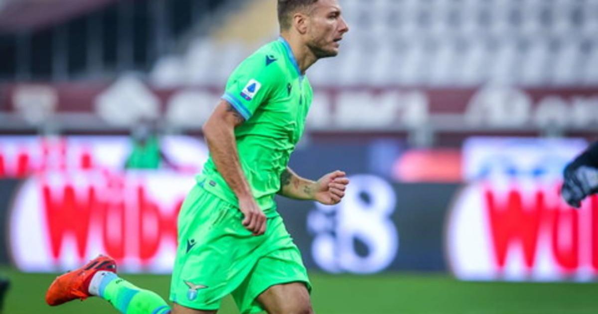 Immobile e Correa in gol la Lazio passa a Crotone 2 0