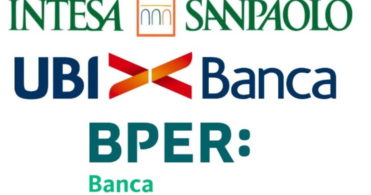 Intesa Ubi accordo integrativo sulla cessione di filiali a Bper