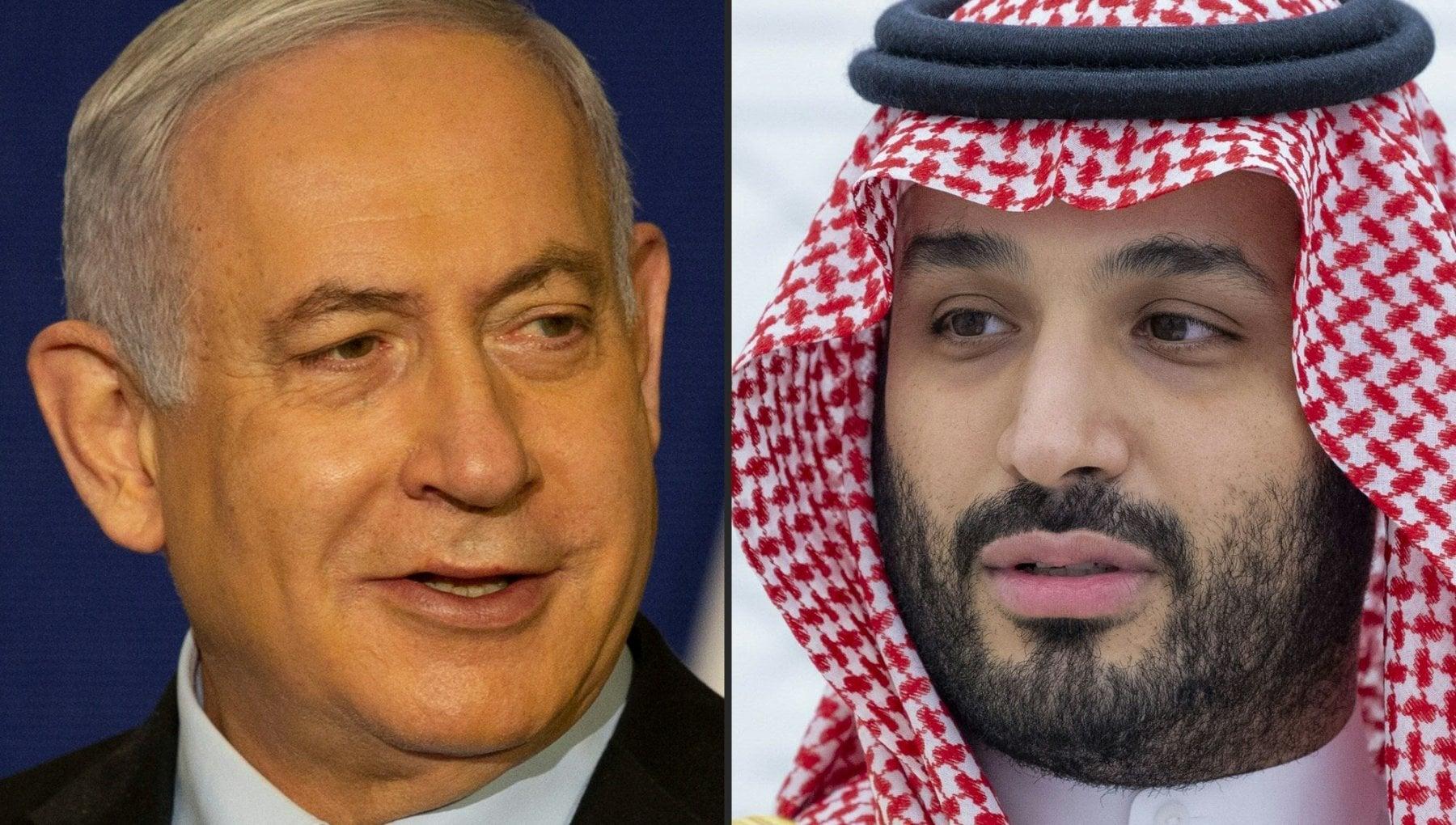 Israele viaggio lampo di Netanyahu in Arabia Saudita con Pompeo da Mohammed bin Salman