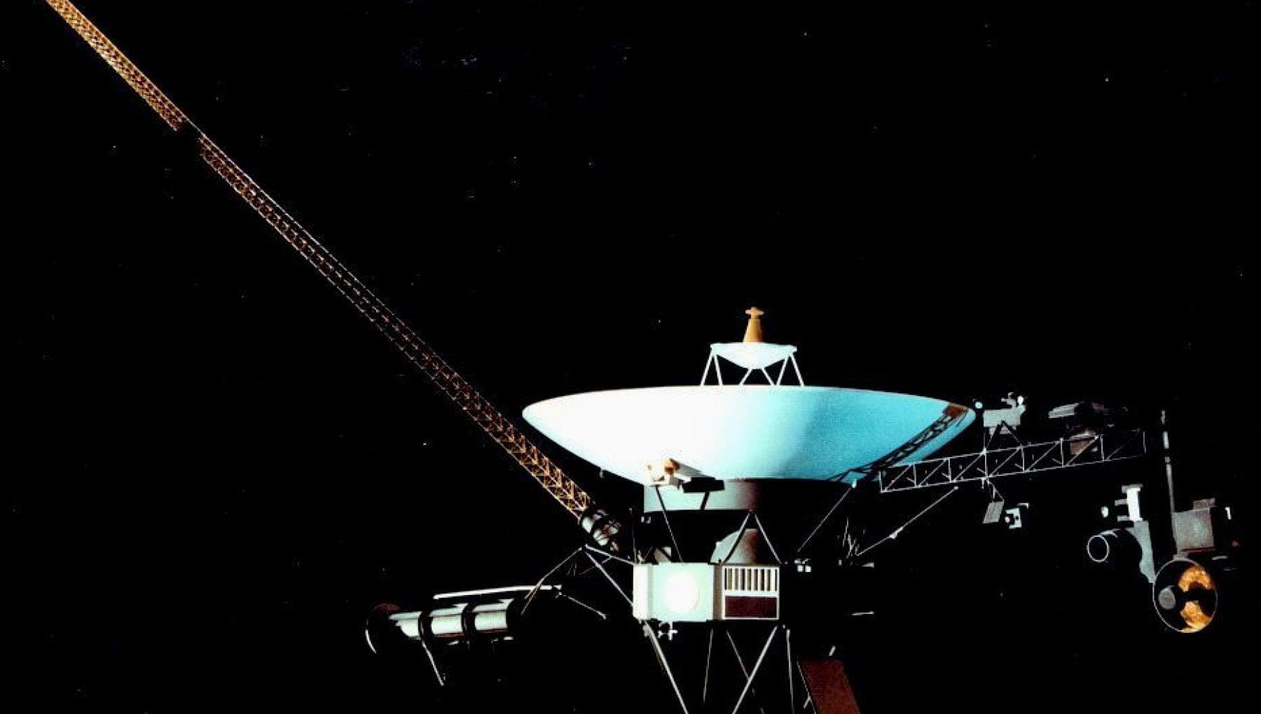 La Nasa ristabilisce il contatto con Voyager e a 20 miliardi di chilometri dalla Terra
