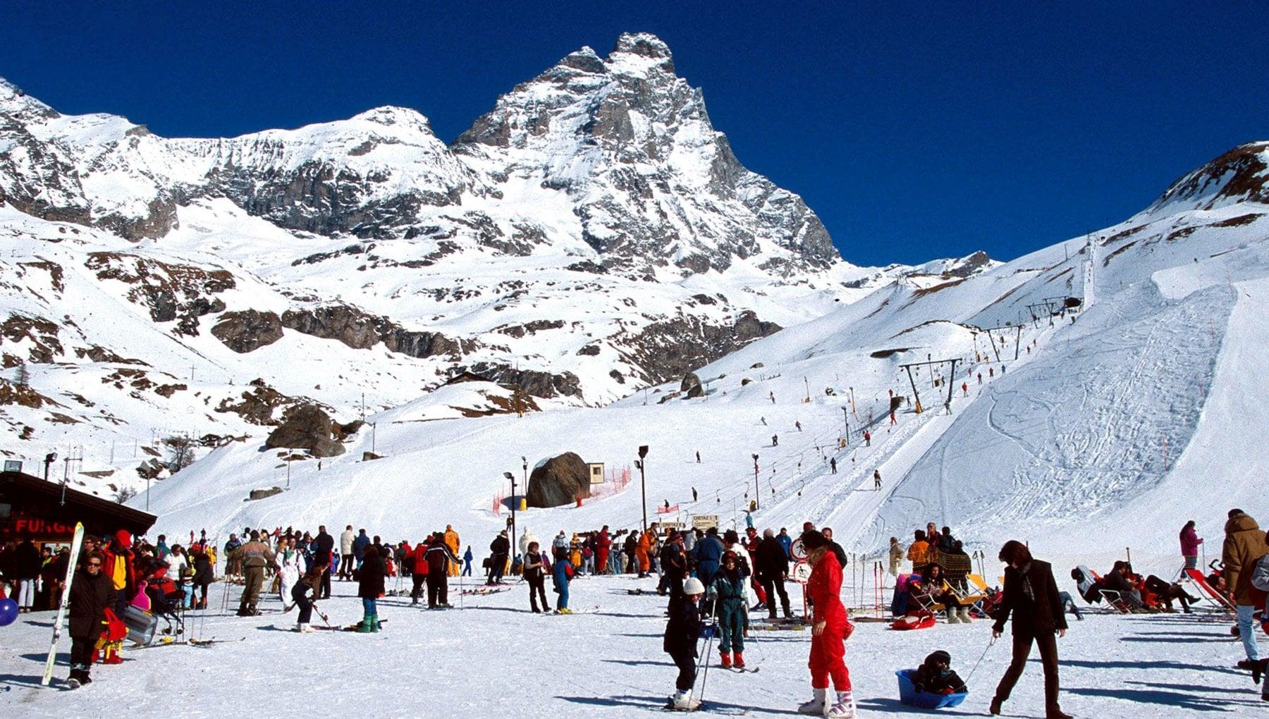 La Val dAosta per chi viene a sciare da noi obbligo di tampone 72 ore prima
