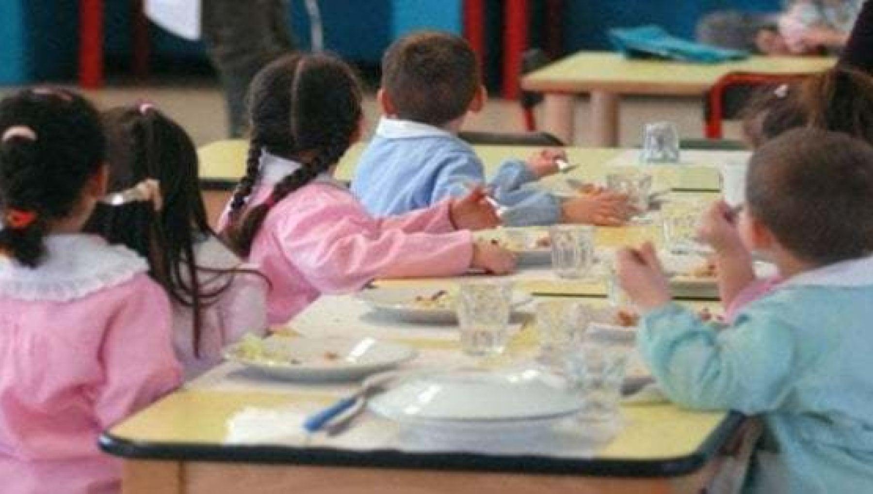 La classifica delle mense scolastiche Roma si piazza in fascia verde e batte Milano