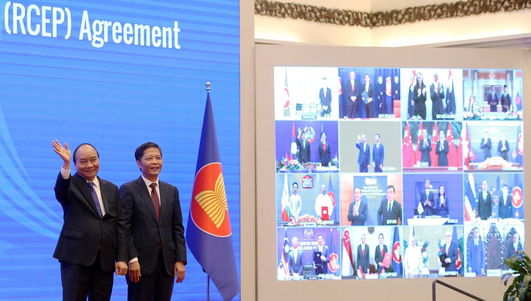 La globalizzazione riparte dallAsia. Pechino sfida Biden sul libero scambio