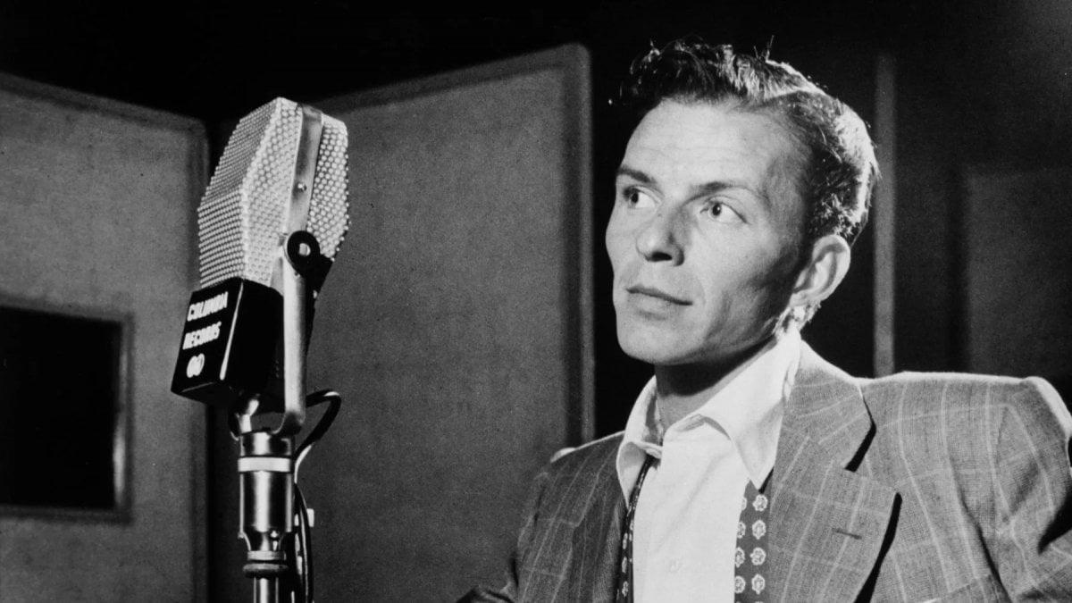 La nuova canzone di Sinatra creata da un software