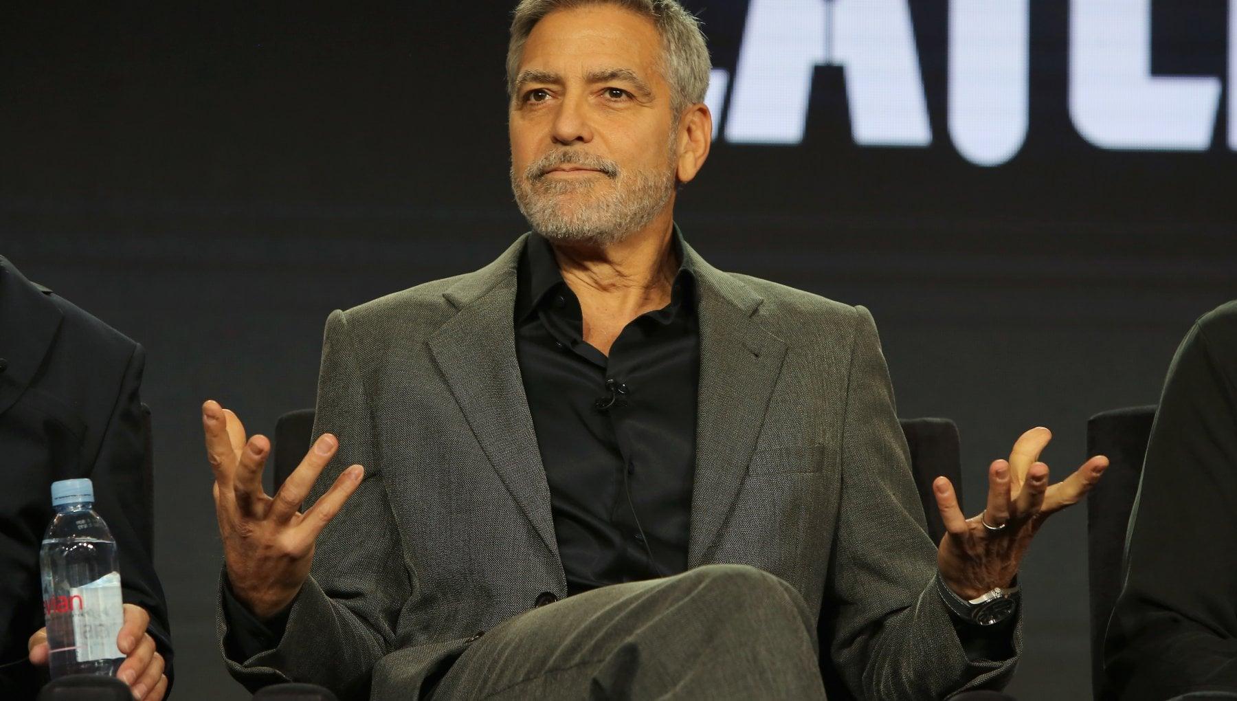 La sfida di Clooney a Orban In Ungheria rabbia e odio. La replica di Budapest E consigliato da Soros