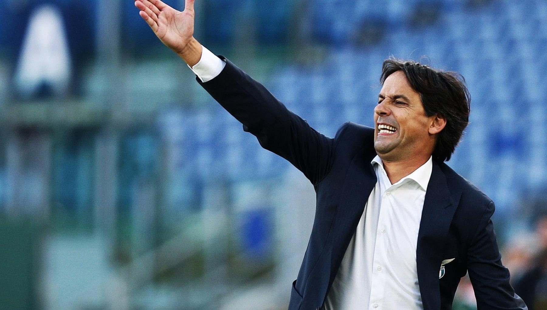 Lazio Inzaghi Possiamo stare tra le prime dipende solo da noi