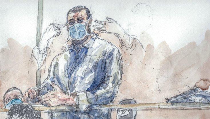 Limputato ha il Covid rinviato il processo sugli attacchi jihadisti del 2015 in Francia