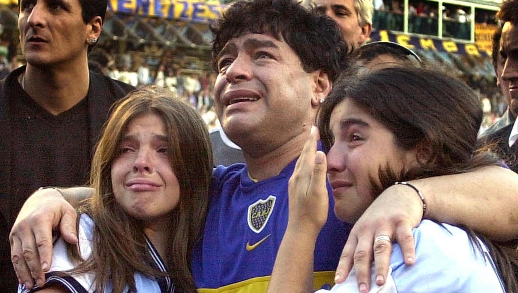 Maradona il giallo del testamento e i veleni sulleredita