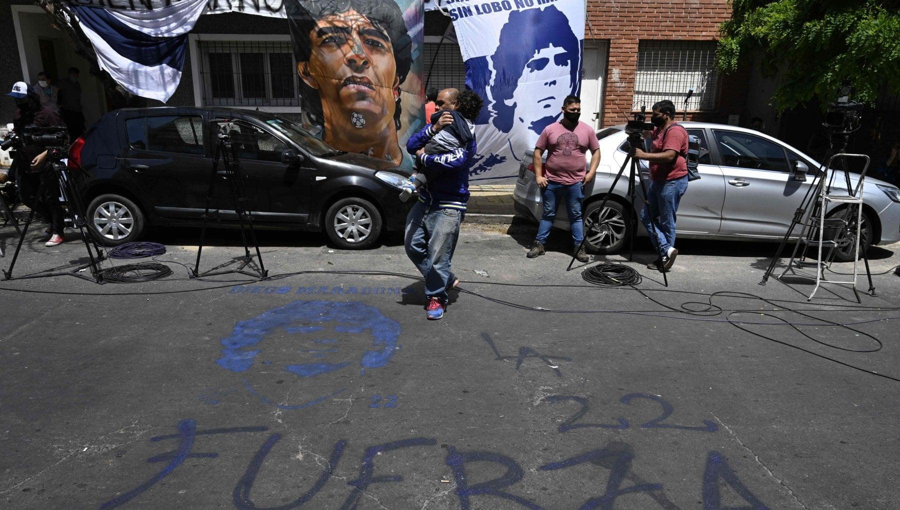 Maradona sara operato durgenza al cervello