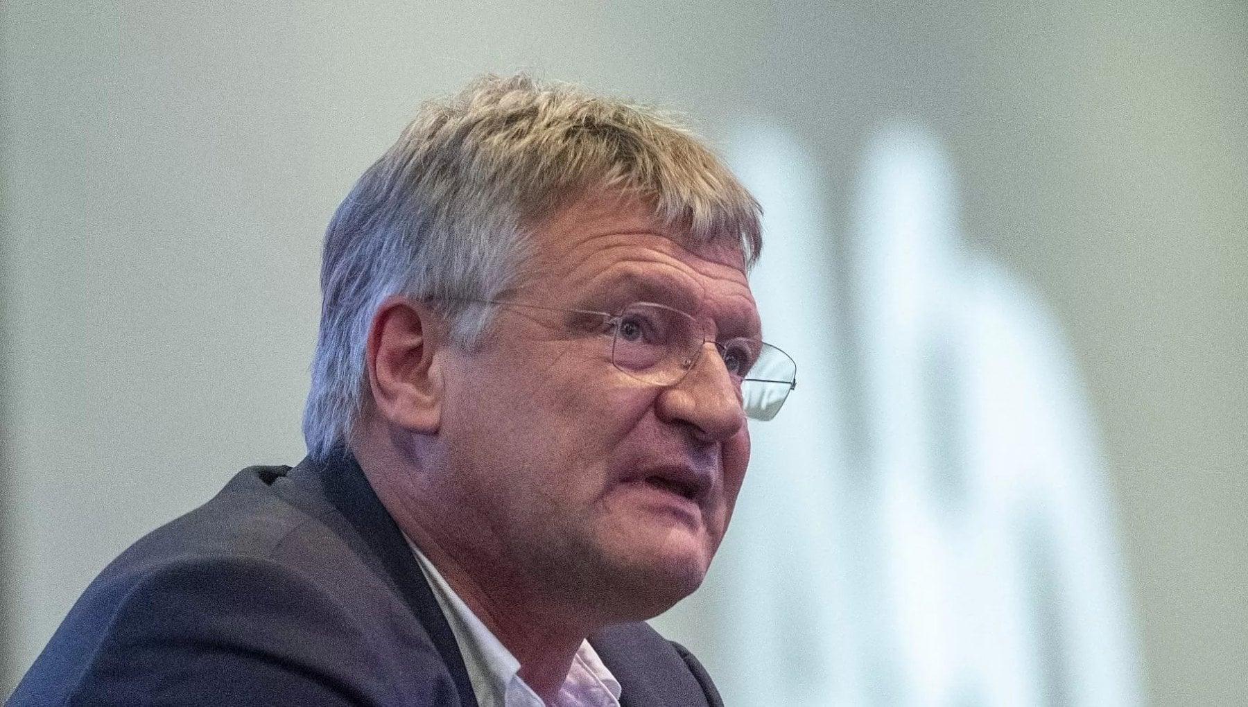 Meuthen leader dellultradestra tedesca Gli Usa mai cosi divisi il trumpismo sopravvivera