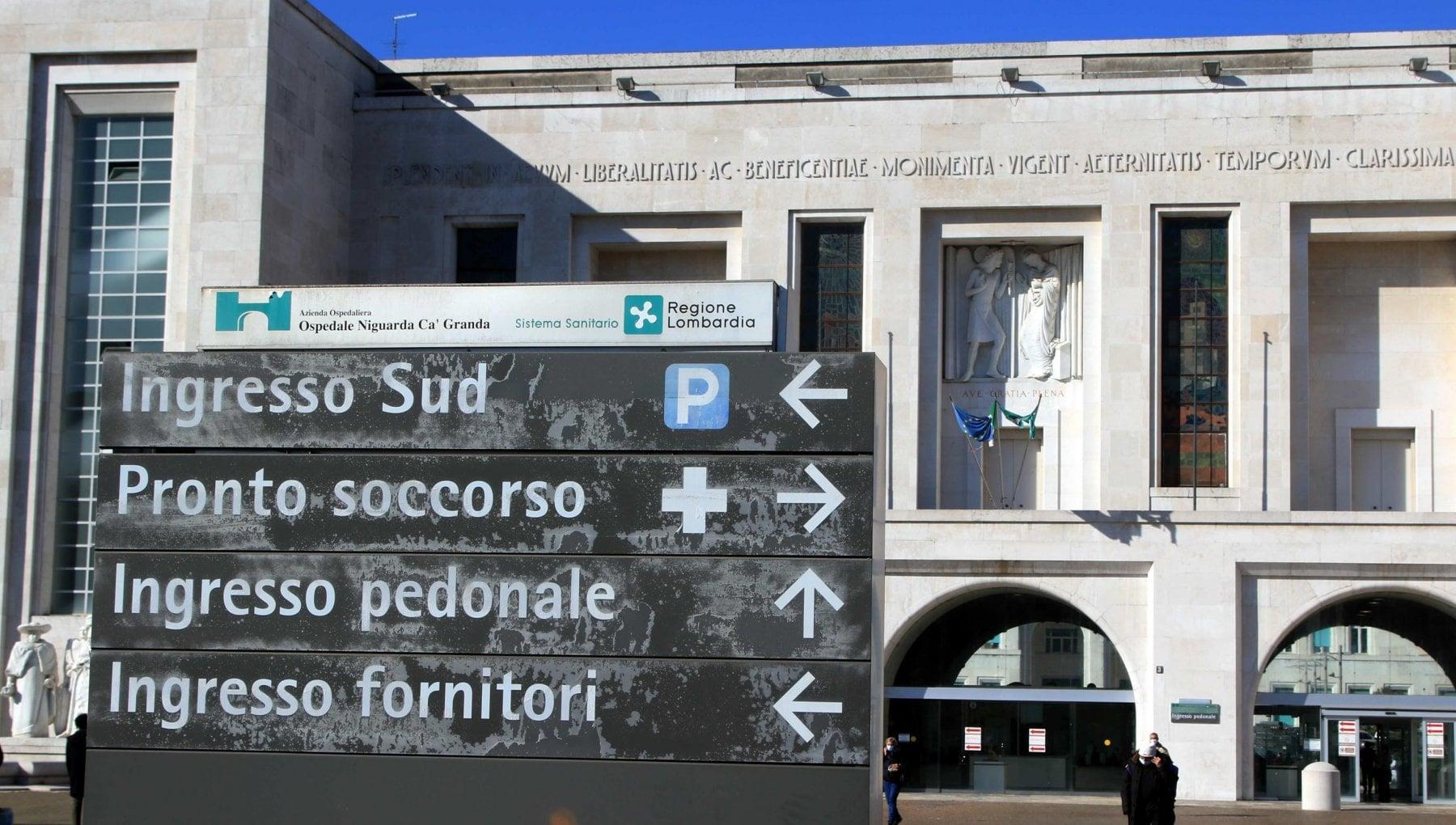 Milano trovato un lanciarazzi allospedale Niguarda