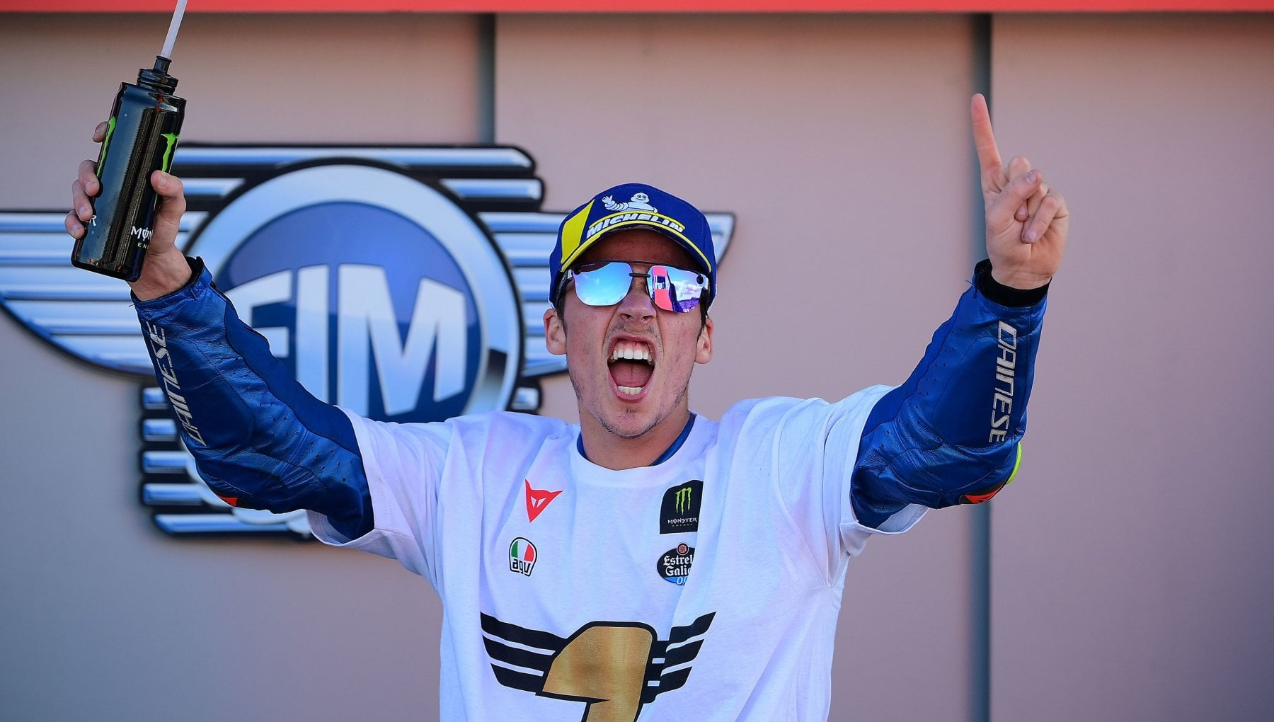 MotoGp Mir campione del mondo. A Valencia vince Morbidelli