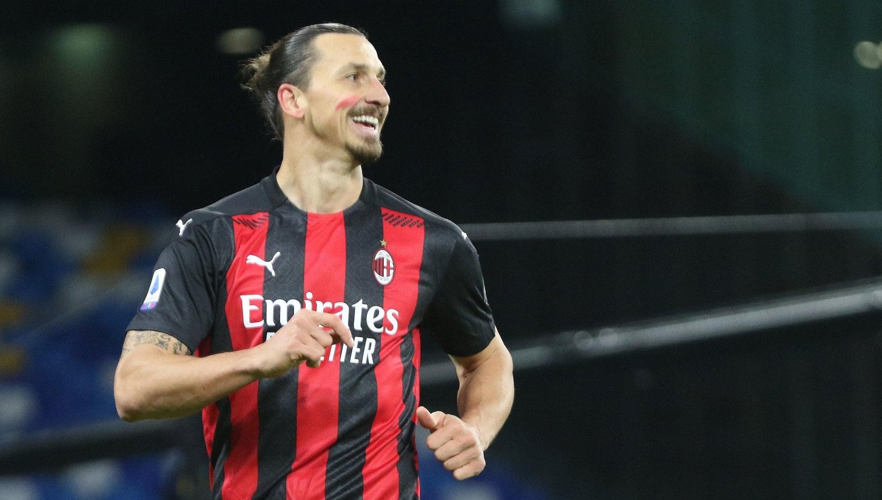 Napoli Milan 1 3 Ibrahimovic vince la sfida con Gattuso agli azzurri resta lorgoglio