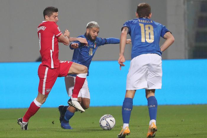 Nation League Bosnia Italia DIRETTA