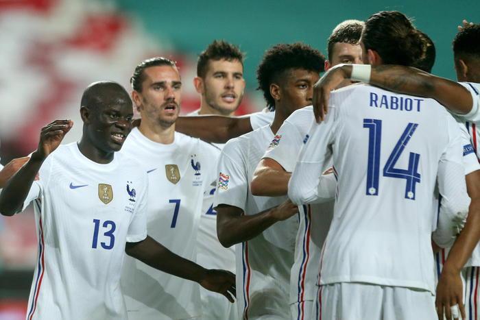 Nations League Francia batte CR7 Ramos doppio errore su rigore