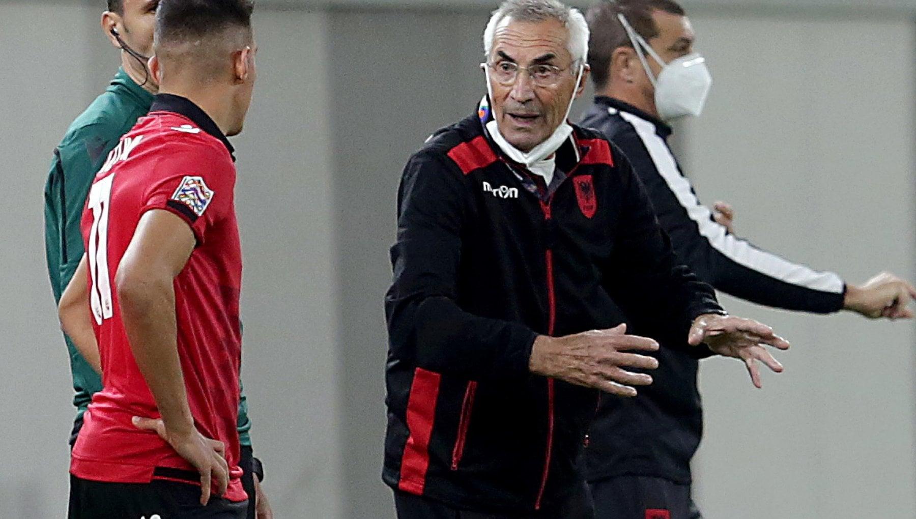Nations League Reja non tradisce mai lAlbania promossa in Lega B