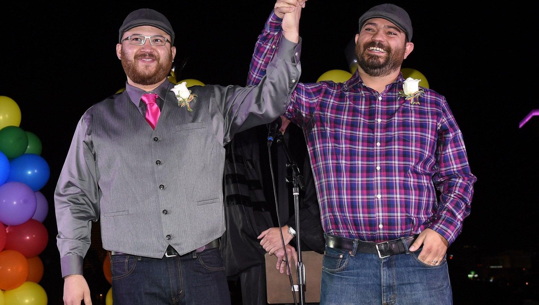 Nevada si alle nozze gay. E il primo Stato americano che le inserisce nella Costituzione