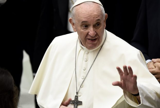 Papa Francesco La proprieta privata non e un diritto intoccabile