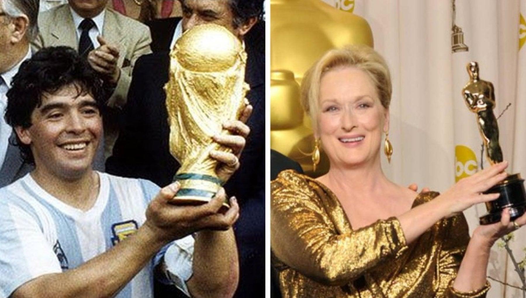Perche in Argentina tutti parlano di Maradona e Meryl Streep