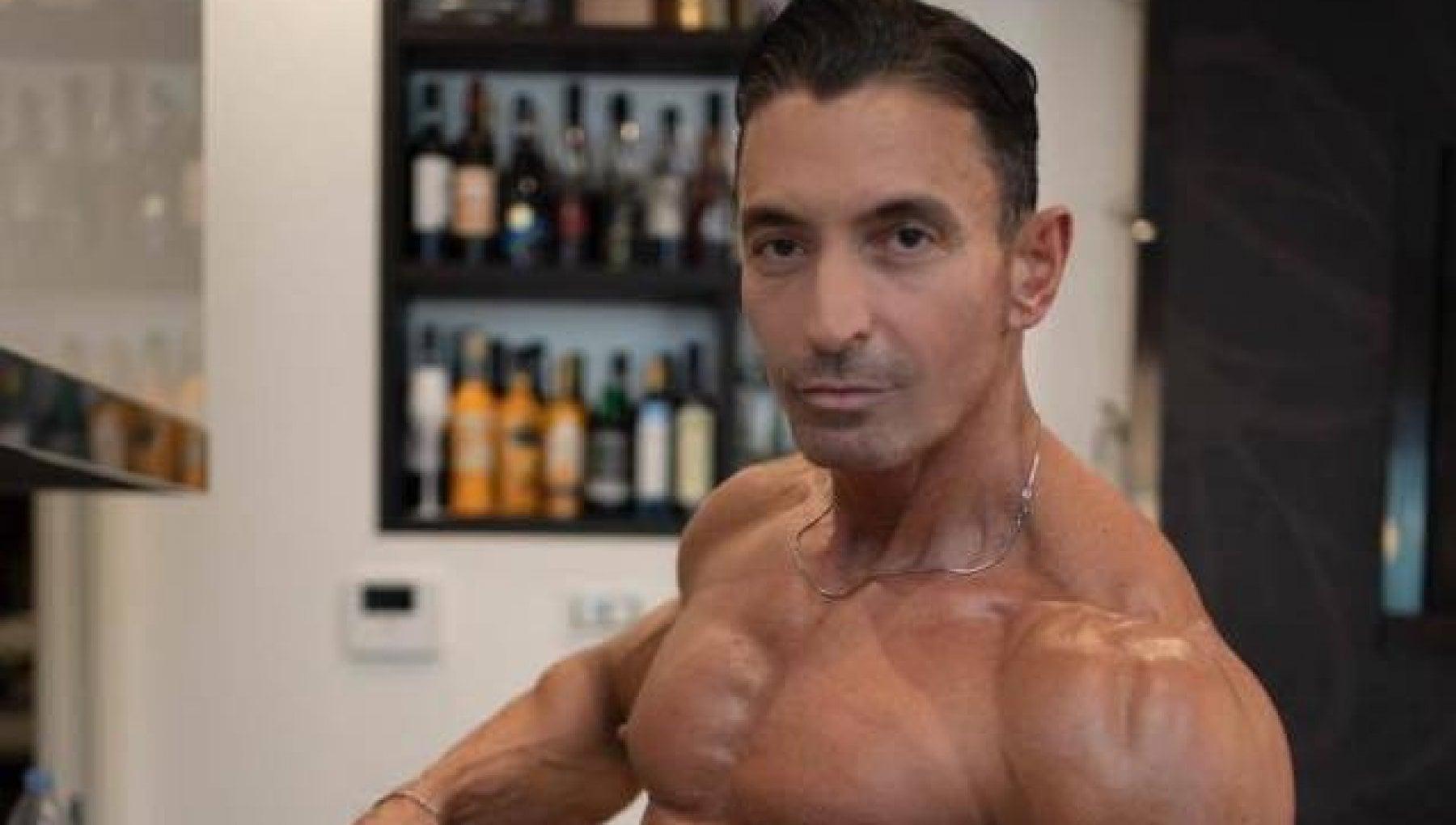 Pompei muore di Covid a 45 anni campione di body building