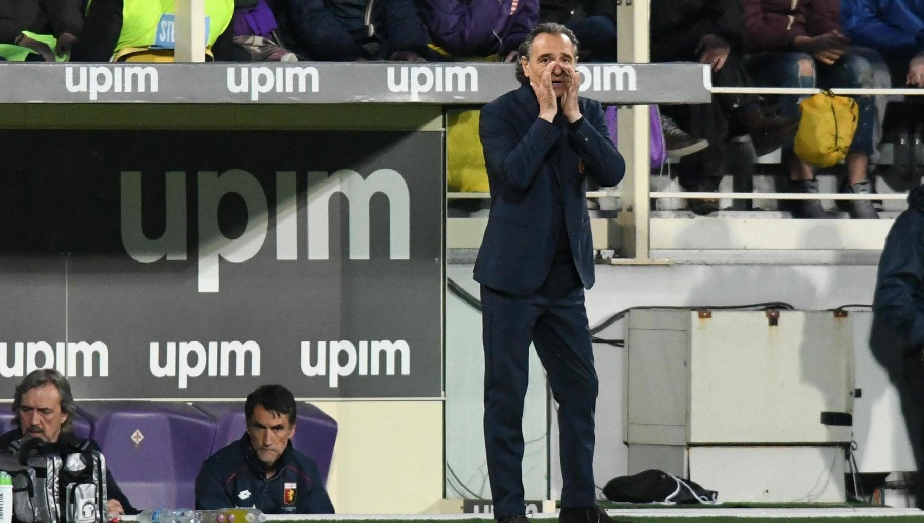 Prandelli Voglio una Fiorentina coraggiosa