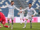 Sassuolo Inter 0 3 Sanchez e Gagliardini rilanciano i nerazzurri