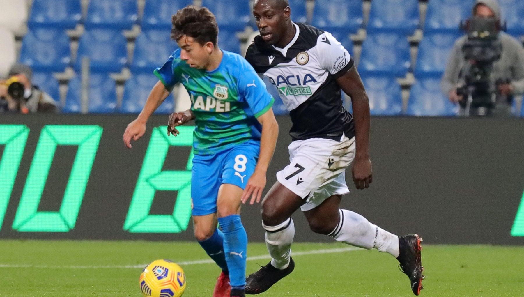 Sassuolo Udinese 0 0 fallisce lassalto alla vetta degli emiliani