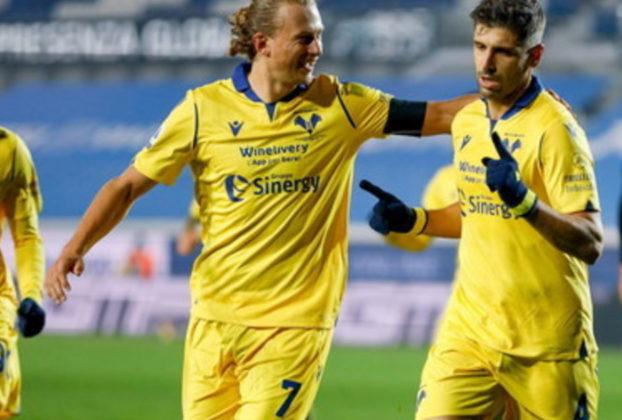 Serie A il Verona e la nuova Atalanta Lo scontro diretto lo vince Juric Gasp manca continuita