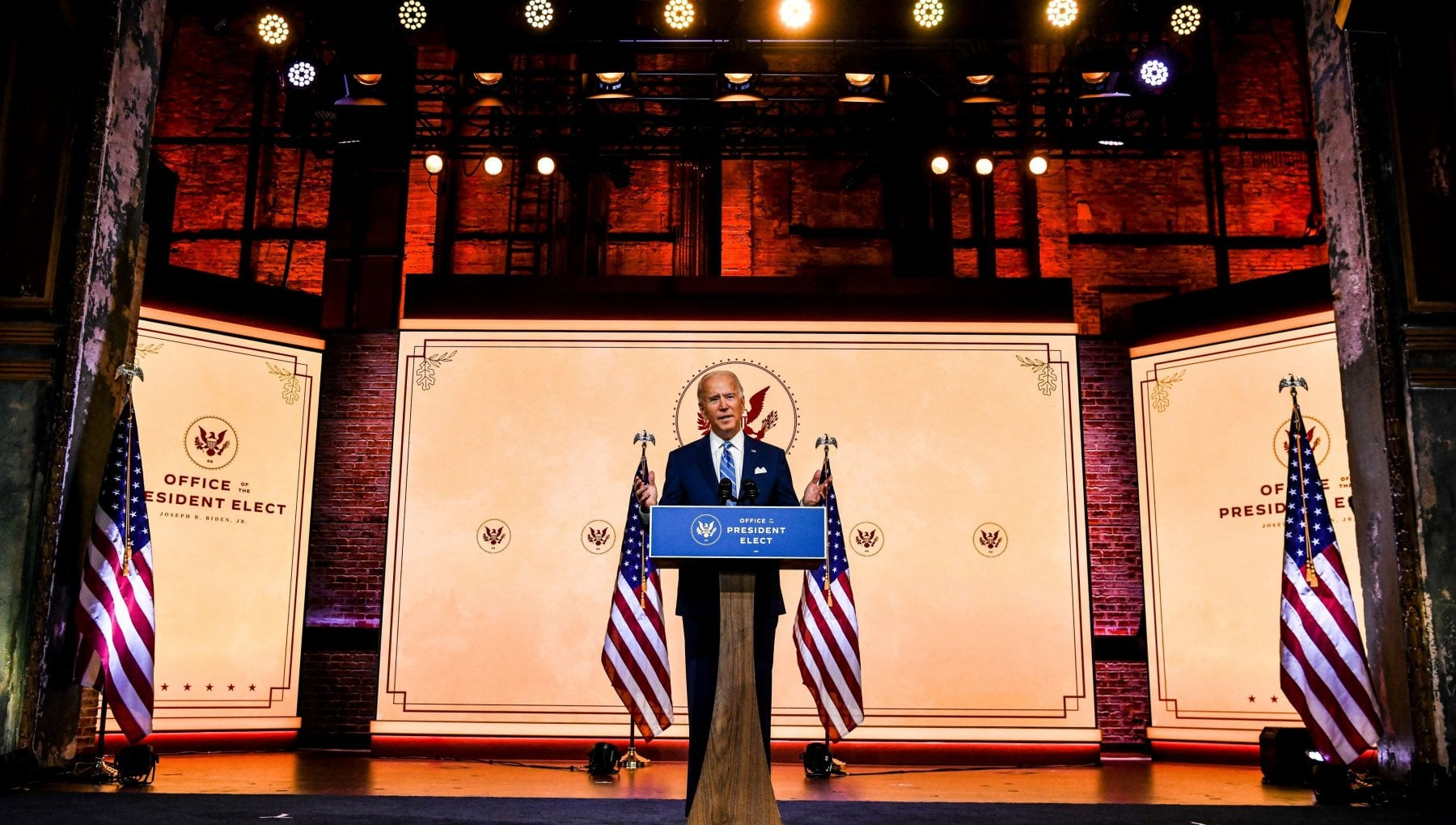 Stati Uniti la scelta di Biden la comunicazione affidata a un team di sole donne