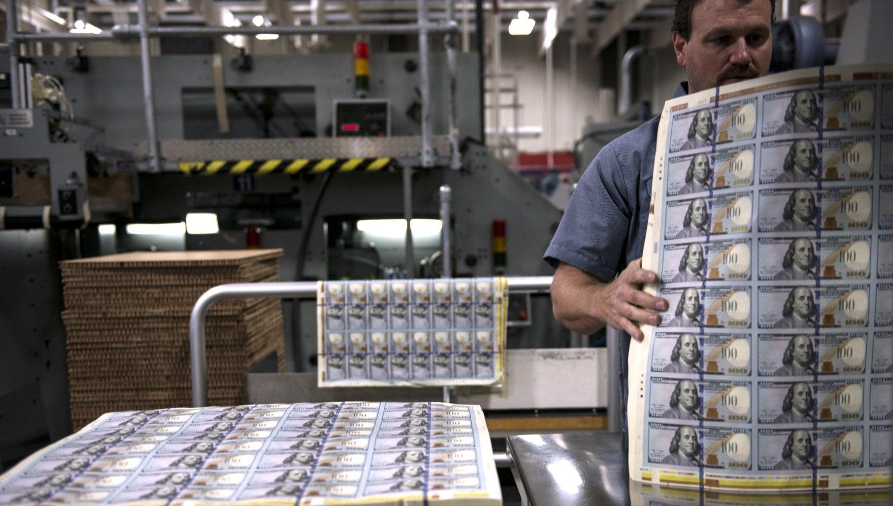 Stephanie Kelton quando i soldi finiscono si stampano