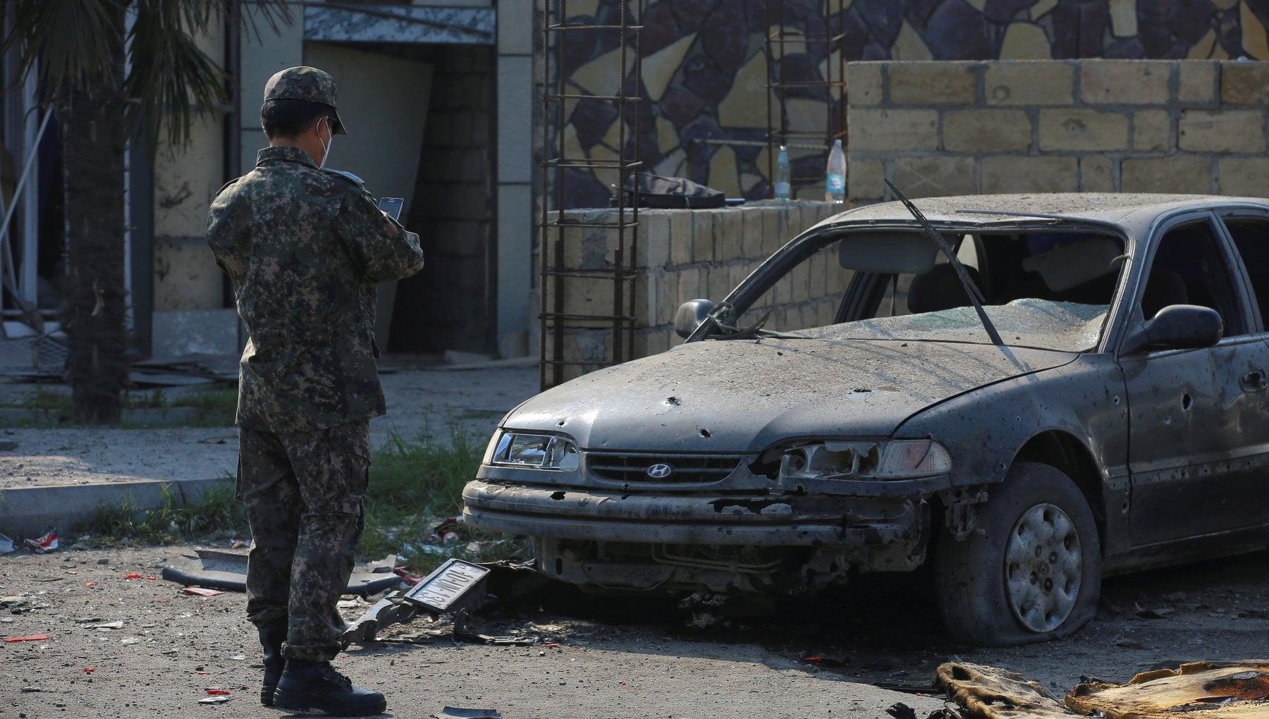 Stop al conflitto in Nagorno Karabakh Armenia e Azerbaijan firmano un cessate il fuoco totale