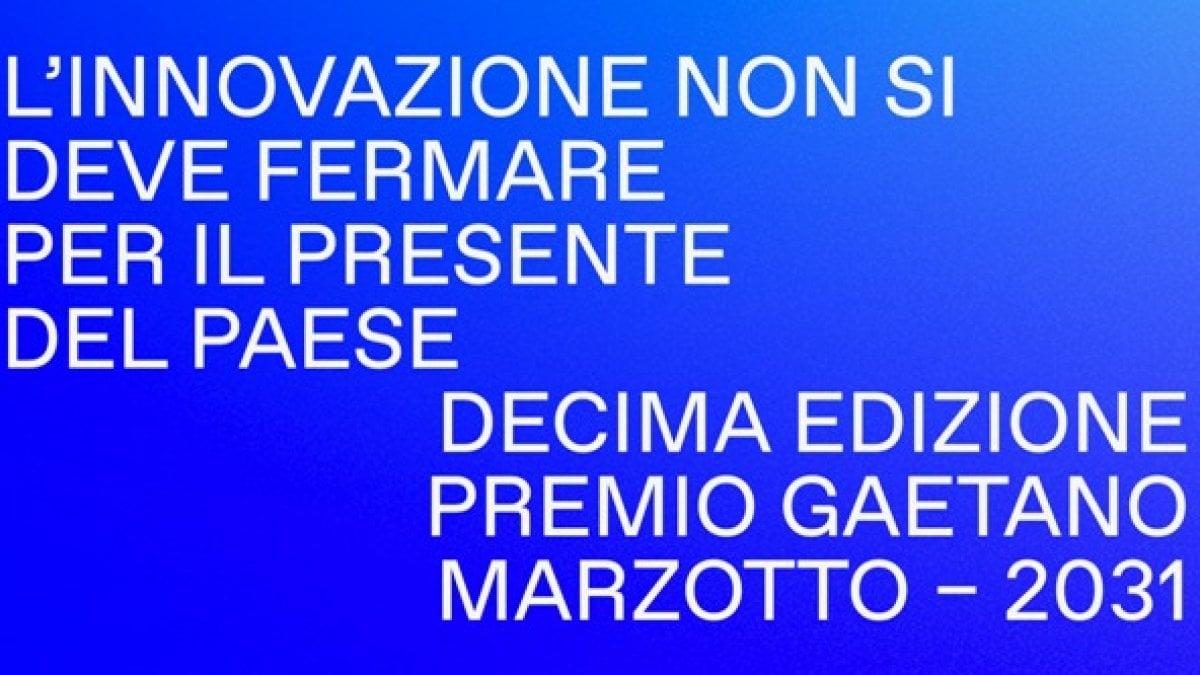 Talento visione sul futuro eccellenza creativa tutta linnovazione del Premio Marzotto