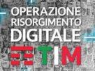 Tim rafforza lOperazione Risorgimento Digitale al via i nuovi corsi online
