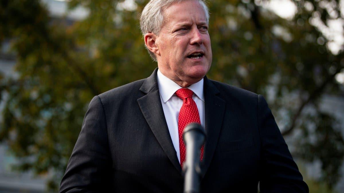 Usa 2020 il capo di gabinetto della Casa Bianca positivo al Covid 1